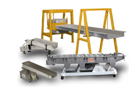 Feeders & Conveyors