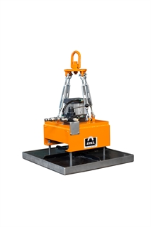Burn Table Lifting Magnet System